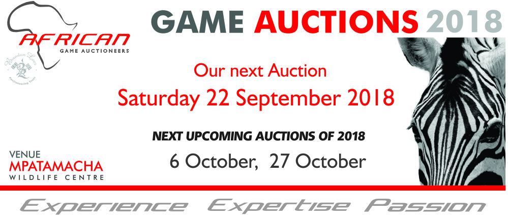 Upcoming auctions AGA 2018-09-22